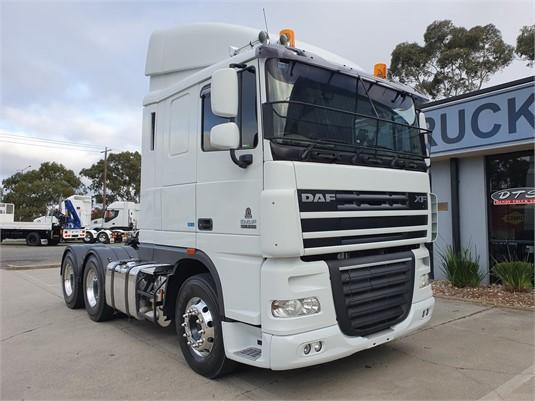 2013 DAF XF105 - Trucks for Sale