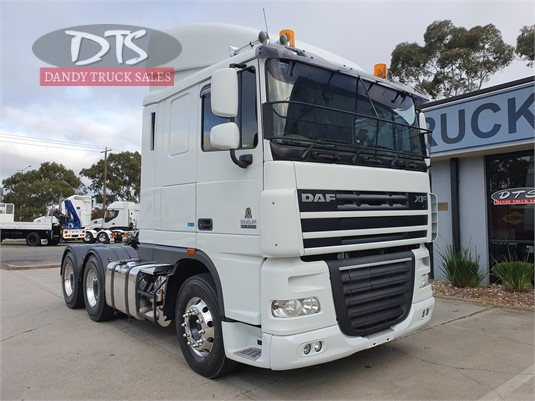 2013 DAF XF105 Dandy Truck Sales - Trucks for Sale