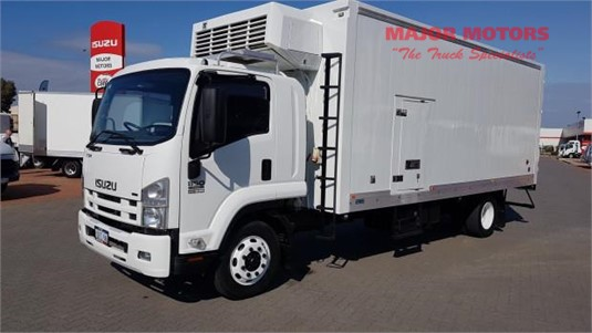 2009 Isuzu FSR 850 Major Motors - Trucks for Sale