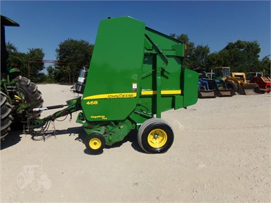 JOHN DEERE 468 For Sale - 50 Listings | TractorHouse com au - Page 1