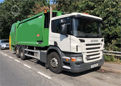 Used SCANIA P320 Trucks for sale in the United Kingdom - 20 Listings