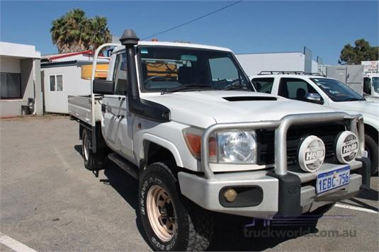 2008 Toyota Landcruiser - Light Commercial for Sale