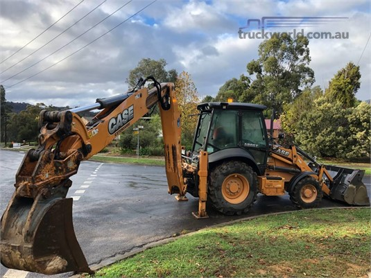 2015 Case 590ST Heavy Machinery for Sale
