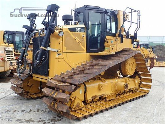 2017 Caterpillar D6T LGP - Heavy Machinery for Sale