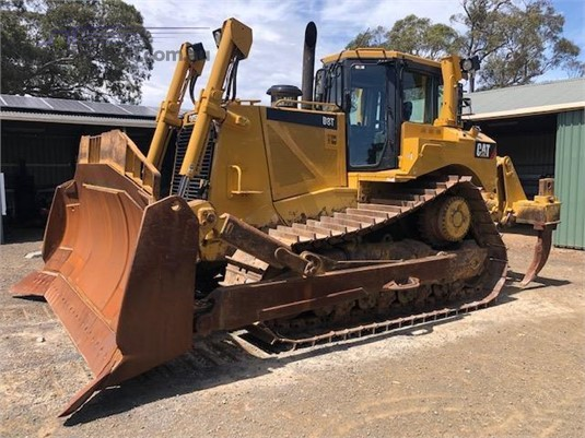 2008 Caterpillar D8T - Heavy Machinery for Sale
