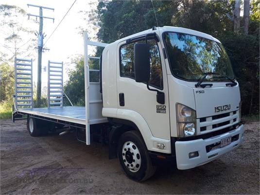 2010 Isuzu FSD 850 Long Trucks for Sale