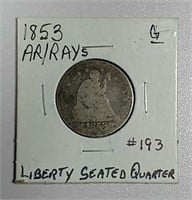 Jamestown, ND   Live  Online-only Coin & Currency Auction