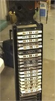 Guitar Design Tape Stand
