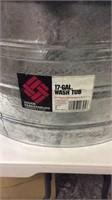 17 Gallon Wash Tub