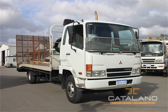 2004 Mitsubishi FK617 Catalano Truck And Equipment Sales And Hire - Trucks for Sale