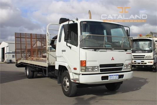 2004 Mitsubishi FK617 Catalano Truck And Equipment Sales And Hire - Trucks for Sale