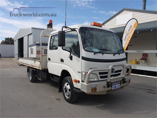 2011 Hino 300 Series 816 - Trucks for Sale