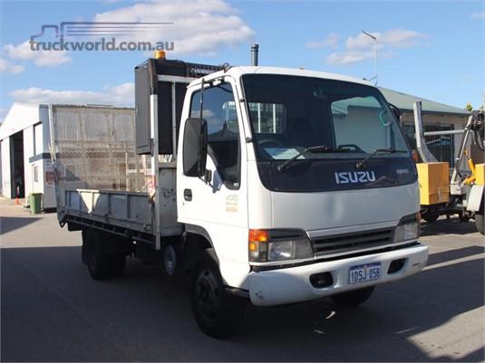 2004 Isuzu NPR Trucks for Sale