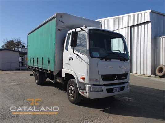 2012 Mitsubishi Fighter Catalano Truck And Equipment Sales And Hire - Trucks for Sale