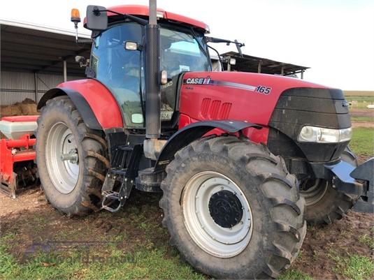 2016 Case Ih Puma 165 Farm Machinery for Sale