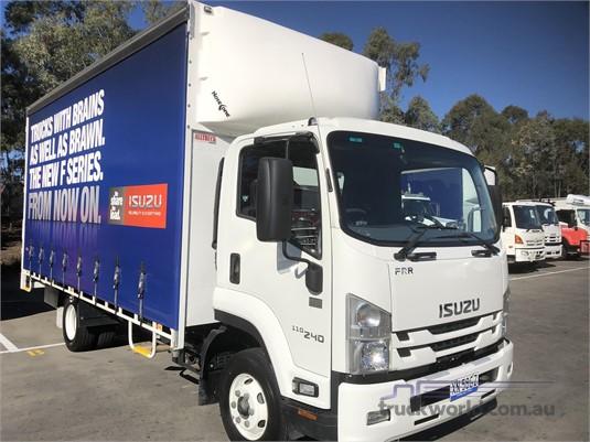 2016 Isuzu FRR Trucks for Sale