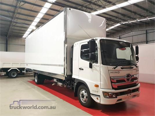 2019 Hino 500 Series 1124 FD - Trucks for Sale