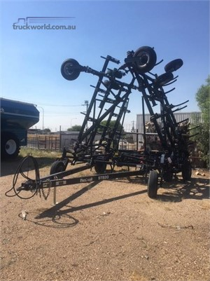 Flexi-coil ST820 Black Truck Sales - Farm Machinery for Sale