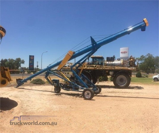 Finch 40x11 HLS Auger Black Truck Sales - Farm Machinery for Sale