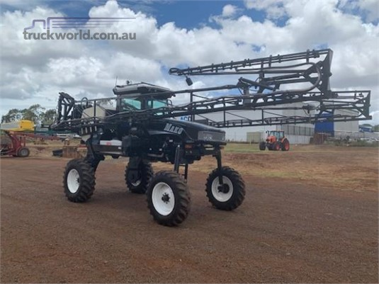 2016 Croplands Mako 400Hc Black Truck Sales - Farm Machinery for Sale
