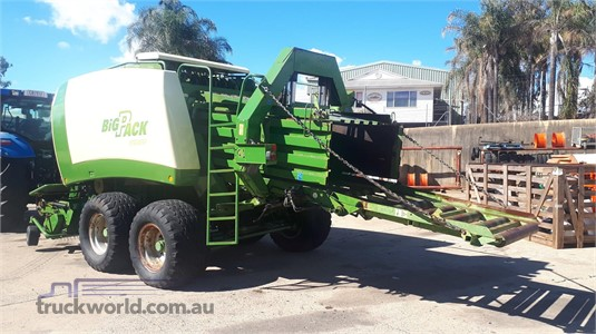 Krone BP1290HDP XC Black Truck Sales - Farm Machinery for Sale