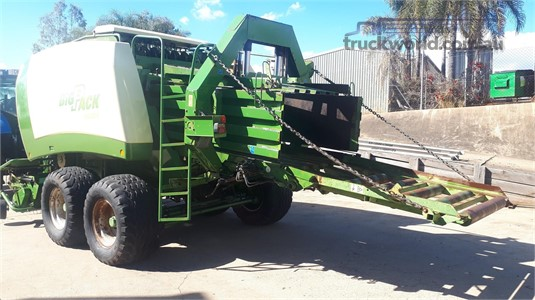 0 Krone BP1290HDP XC Black Truck Sales - Farm Machinery for Sale