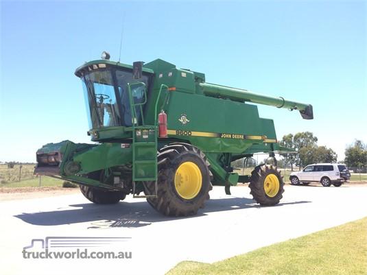 John Deere 9600 Black Truck Sales - Farm Machinery for Sale