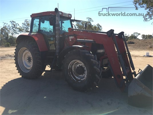 Case Ih CVX170 Black Truck Sales - Farm Machinery for Sale