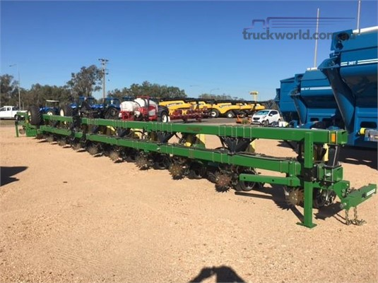 2016 Norseman 18mtr 12row Precision Planter Black Truck Sales - Farm Machinery for Sale