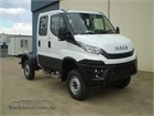 2018 Iveco Daily 50c17 Cab Chassis