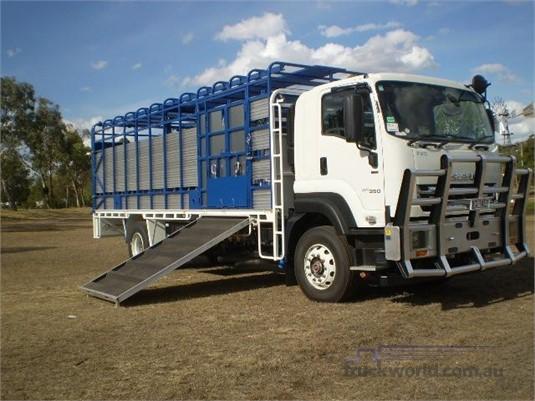 2018 Isuzu FXD 165-350 Black Truck Sales - Trucks for Sale