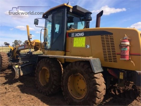 Xcmg GR215 Black Truck Sales - Heavy Machinery for Sale