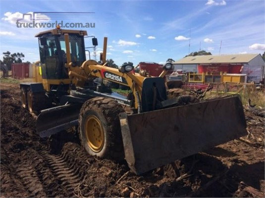 0 Xcmg GR215 Black Truck Sales - Heavy Machinery for Sale