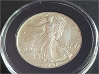 August´s Coin Auction