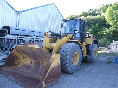 Used CATERPILLAR 966 for sale in the United Kingdom - 12 Listings
