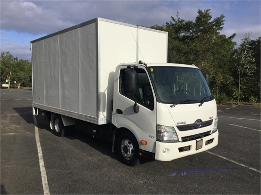 2012 Hino 300 Series 717 Trucks for Sale