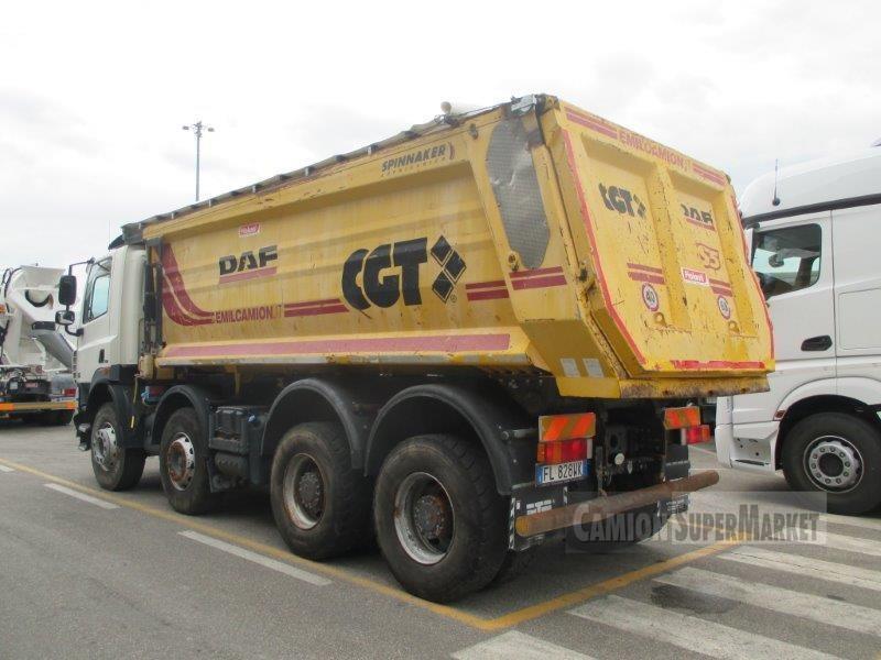 Daf CF85.460 Usato 2009 Emilia-Romagna