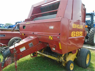 NEW HOLLAND Round Balers For Sale - 1503 Listings | TractorHouse com