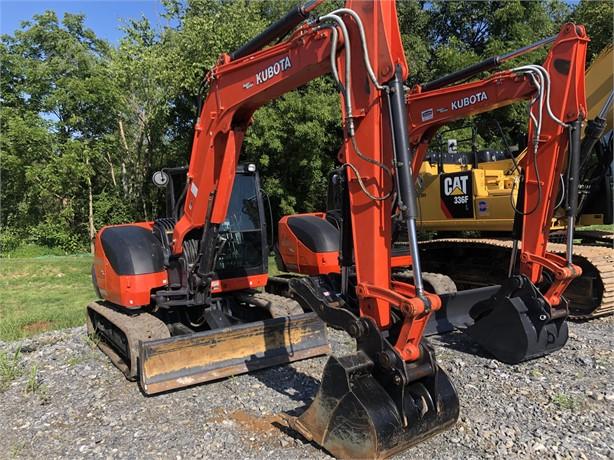 KUBOTA Mulchers Logging Equipment For Sale - 40 Listings