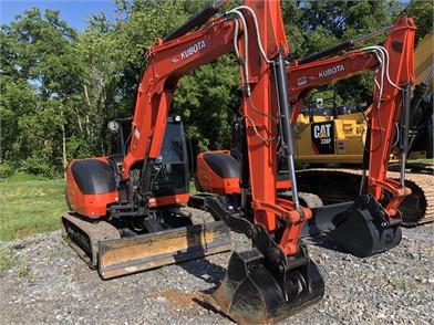 KUBOTA KX080 For Sale - 201 Listings | MachineryTrader com