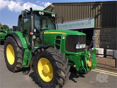 Used JOHN DEERE 6630 for sale in Ireland - 16 Listings | Farm and Plant