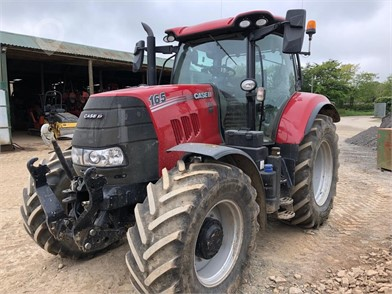 Used CASE IH PUMA 165 for sale in the United Kingdom - 10 Listings