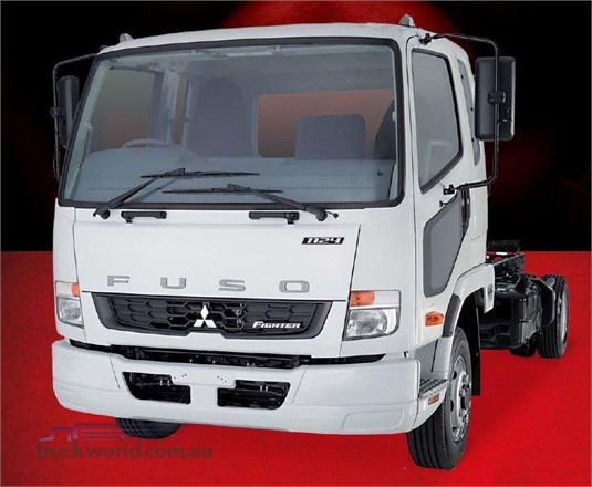 Fuso Fighter FK 4x2 1124 Steel Susp LWB 5 Sp. Auto