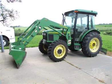 John Deere 40 HP To 99 HP Tractors For Sale In Arapahoe
