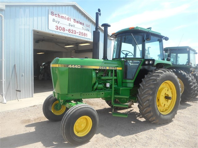 1981 JOHN DEERE 4440 For Sale In Mitchell, Nebraska