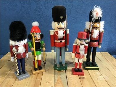 GERMAN NUTCRACKERS & MORE Other Items For Sale 1 Listings