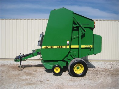 John Deere Round Balers For Sale In Oklahoma - 55 Listings