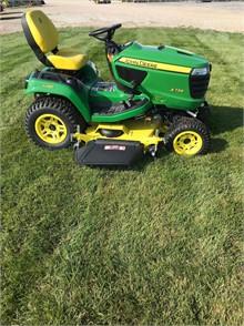 JOHN DEERE X739 For Sale - 31 Listings   TractorHouse com