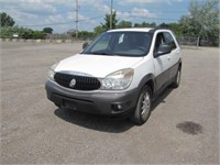 2005 BUICK RENDEZVOUS 138146 KMS