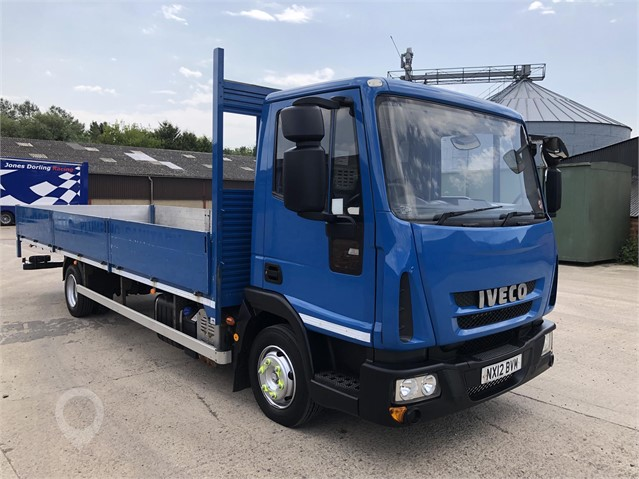 Used 2012 IVECO EUROCARGO 75E16 For Sale In Swindon, England